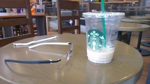 Half Empty Cup